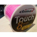 Climax Touch 8-Braid Pink 1000m